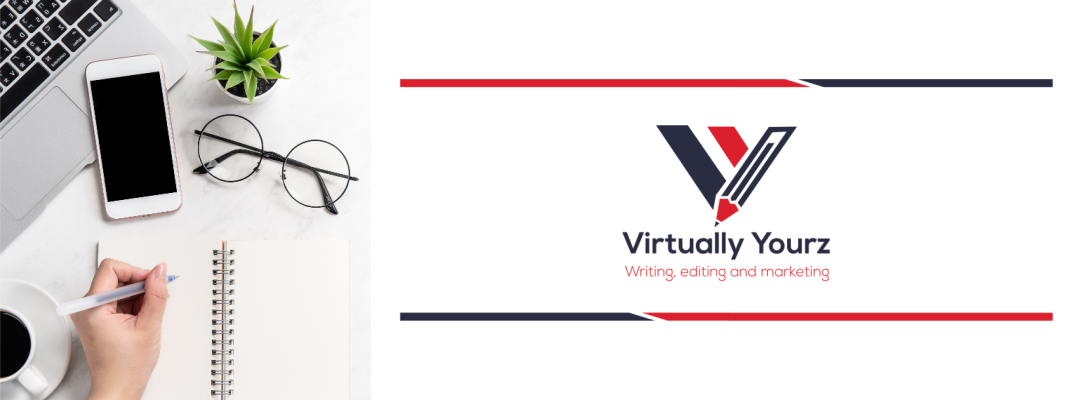 Virtually Yourz - writing, editing and marketing